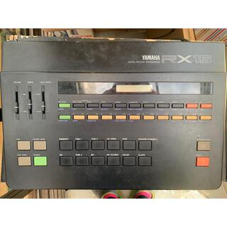 ヤマハ(ヤマハ)のヤマハ RX15 ドラムマシン(その他)