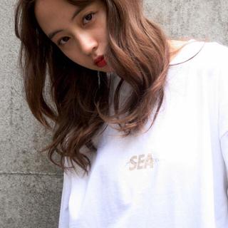 アメリヴィンテージ(Ameri VINTAGE)のwind and sea × ameri vintage(Tシャツ/カットソー(七分/長袖))