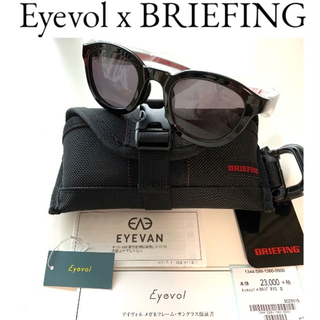 ブリーフィング(BRIEFING)のサングラス Eyevol×BRIEFING アイヴォル ブリーフィング ゴルフ(サングラス/メガネ)