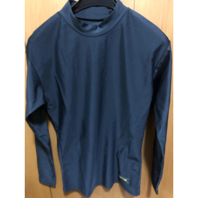 Xanax(ザナックス)の野球アンダーシャツ Xanax  S  162〜168 濃紺 スポーツ/アウトドアの野球(ウェア)の商品写真