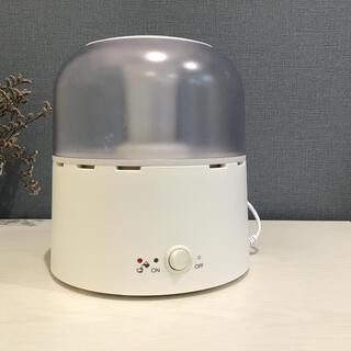 ニトリ(ニトリ)のこれからの季節に大活躍 スチーム式加湿器(加湿器/除湿機)