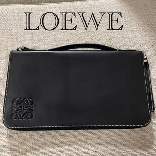 ロエベ(LOEWE)のLOEWE ロエベ セカンドバック(セカンドバッグ/クラッチバッグ)