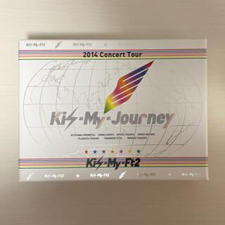 キスマイフットツー(Kis-My-Ft2)のKis-My-Ft2 Kis-My-Journey 初回限定盤(ポップス/ロック(邦楽))