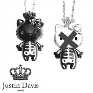 ジャスティンデイビス(Justin Davis)のJustin Davis ハローキティコラボ ペンダント(ネックレス)