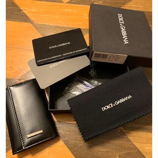 ドルチェアンドガッバーナ(DOLCE&GABBANA)のDOLCE&GABBANA キーケース 未使用(キーケース)