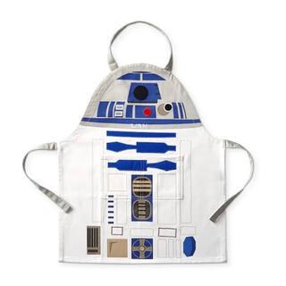 ウィリアムズソノマ(Williams-Sonoma)のWilliams Sonoma  Starwars 子供用 エプロン R2-D2(キャラクターグッズ)