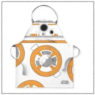 ウィリアムズソノマ(Williams-Sonoma)のWilliams Sonoma Starwars BB-8 子供用 エプロン(キャラクターグッズ)