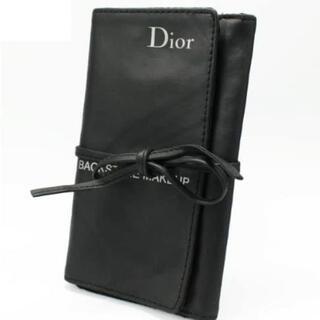 ディオール(Dior)のディオール ブラシ入れ/BLACK(メイクボックス)