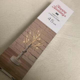 ニトリ(ニトリ)の白樺ツリー 45センチ(インテリア雑貨)