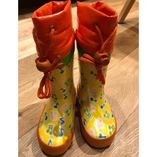ワンワン ウータン 長靴 13センチ(長靴/レインシューズ)