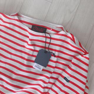 コモリ(COMOLI)の新品未使用! ウティ バスクシャツ(シャツ/ブラウス(長袖/七分))