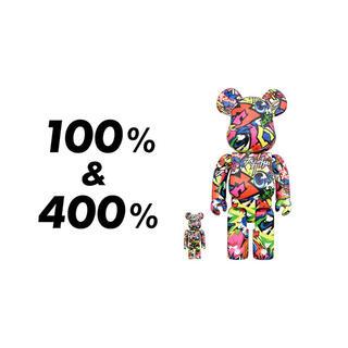 BE@RBRICK ファンタジスタ歌麿呂 100% 400% 新品(その他)