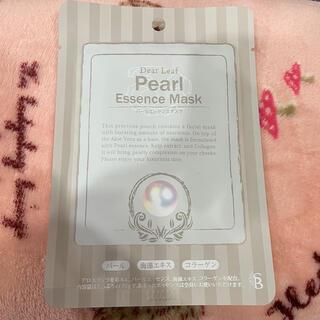 パールエッセンスマスク(パック/フェイスマスク)