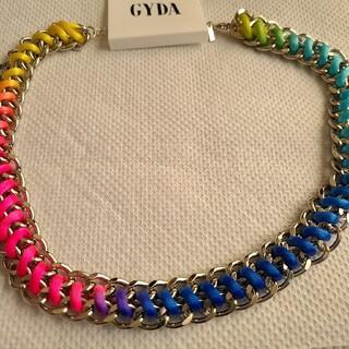 ジェイダ(GYDA)のカラフル ネックレス GYDA ジェイダ(ネックレス)