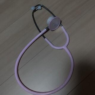 聴診器 ピンク ステート 医療 看護師 医者 コスプレ(小道具)