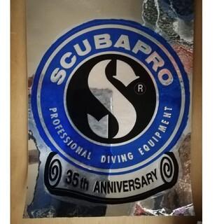 スキューバプロ(SCUBAPRO)のSCUBAPRO スキューバプロ ウィンドウステッカー おまけ付き (マリン/スイミング)