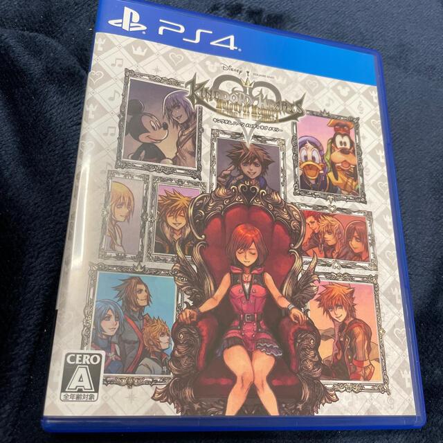 SQUARE ENIX(スクウェアエニックス)のキングダム ハーツ メロディ オブ メモリー PS4 エンタメ/ホビーのゲームソフト/ゲーム機本体(家庭用ゲームソフト)の商品写真