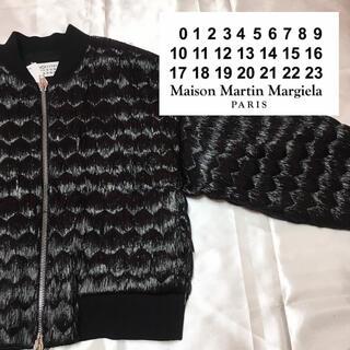 マルタンマルジェラ(Maison Martin Margiela)のM015 激レア美品!マルジェラ黒コレクションワラブルゾンコート断捨離セール(ブルゾン)
