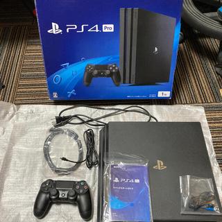 プレイステーション4(PlayStation4)のSONY PlayStation4 Pro 本体 1TB(家庭用ゲーム機本体)
