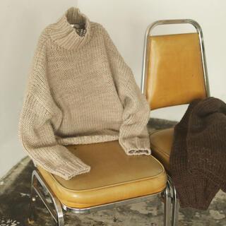 トゥデイフル(TODAYFUL)のMix Wool Knit todayful(ニット/セーター)