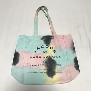 マークバイマークジェイコブス(MARC BY MARC JACOBS)のマークジェイコブス タイダイトートバッグ(トートバッグ)