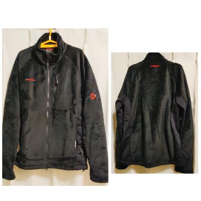 Mammut(マムート)のマムート MAMMUT ジャケット ゴブリン  フリース 黒  XL メンズのジャケット/アウター(その他)の商品写真