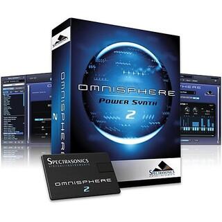 Omnisphere 2.6 Complete WIN/MAC ソフトシンセ音源(ソフトウェア音源)