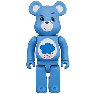 メディコムトイ(MEDICOM TOY)のBE@RBRICK Grumpy Bear 1000%(その他)