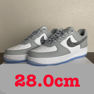 ナイキ(NIKE)のNIKE AIR FORCE 1 AIR Dior カラーNIKE BY YOU(スニーカー)