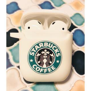 スターバックスコーヒー(Starbucks Coffee)のAirPods ケース スタバ風(iPhoneケース)