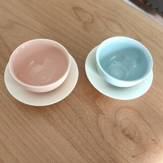 イデー(IDEE)のIDEE湯のみセット(グラス/カップ)