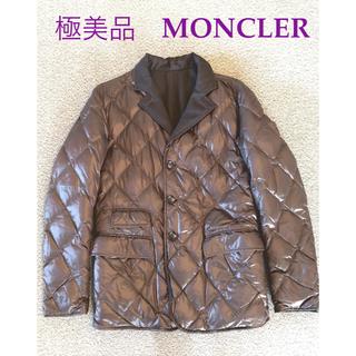 モンクレール(MONCLER)の再値下げ 極美品 MONCLER  リバーシブル ダウン ジャケット(テーラードジャケット)
