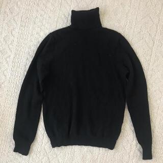 ユニクロ(UNIQLO)のユニクロのカシミヤタートルネック(ニット/セーター)