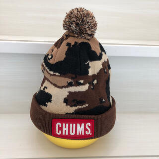 チャムス(CHUMS)のチャムス ニット帽(ニット帽/ビーニー)