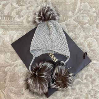 アパルトモンドゥーズィエムクラス(L'Appartement DEUXIEME CLASSE)のinverniニット帽(ニット帽/ビーニー)