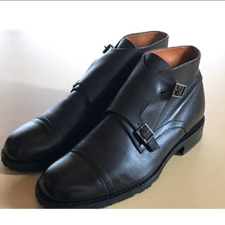 Paraboot - レア‼️Paraboot WILLIAM MARCHE ⅡW モンクブーツ濃茶7