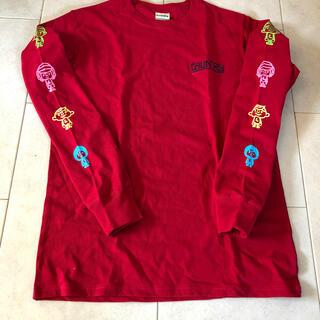 ランドリー(LAUNDRY)のLaundry★ロンT 赤(Tシャツ/カットソー(七分/長袖))