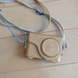 ソニー(SONY)のサイバーショット カメラケースDSC-WX35・WX300・WX800    (ケース/バッグ)