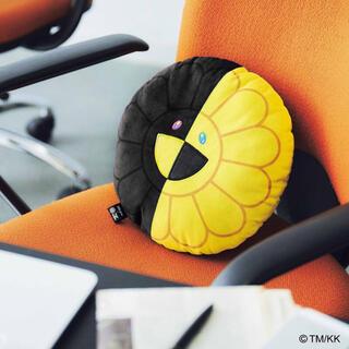 タカラジマシャ(宝島社)の【smart  2020年11月号付録】村上 隆×HIKARU お花クッションB(クッション)