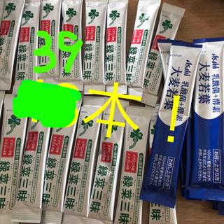 アサヒ(アサヒ)の緑菜三昧、大麦若葉(青汁/ケール加工食品)