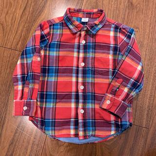 ギャップ(GAP)のGAPシャツ 3years(ブラウス)