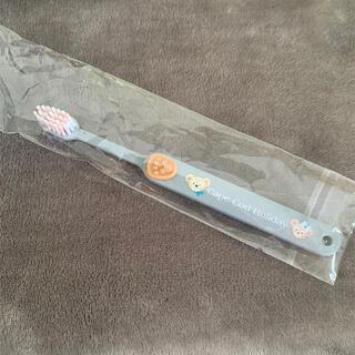ディズニー(Disney)のダッフィー 歯ブラシ(歯ブラシ/歯みがき用品)