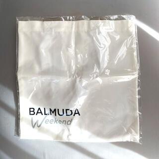 バルミューダ(BALMUDA)のバルミューダ 購入時附属トートバッグ(トートバッグ)