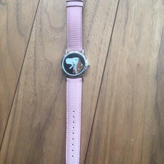 ピエールラニエ(Pierre Lannier)のPierre Lannier モザイクウォッチ 犬(腕時計)