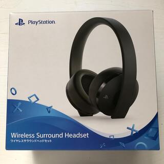 プレイステーション(PlayStation)のSONY CUHJ-15007(ヘッドフォン/イヤフォン)