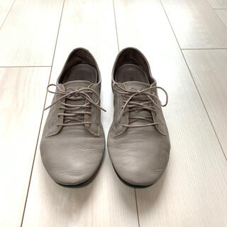 フセインチャラヤン(Hussein Chalayan)の《値下げ》プーマxフセインチャラヤン コラボ本革靴 25.0cm(ローファー/革靴)