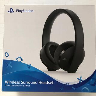 プレイステーション(PlayStation)の美品 SONY CUHJ-15007(ヘッドフォン/イヤフォン)