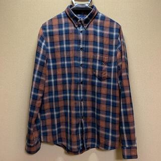 リーバイス(Levi's)の【美品】LEVI'S MADE&CRAFTED ビンテージチェックシャツ M(シャツ)