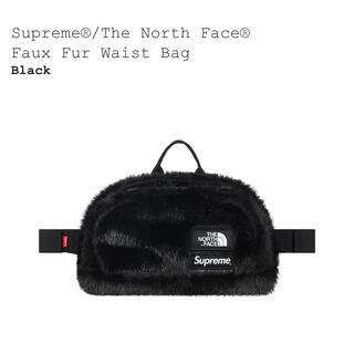 シュプリーム(Supreme)のSupreme*The North Face Faux Fur waistbag(ウエストポーチ)