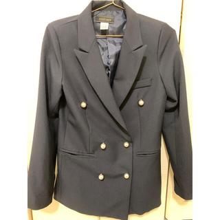スタイルナンダ(STYLENANDA)のパール テーラードジャケット アウター 韓国 (テーラードジャケット)